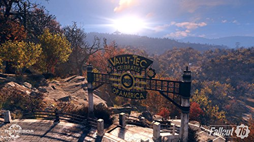 511Wt1Rc4vL - Fallout 76 Tricentennial Edition - PC