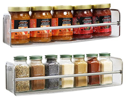 spice rack chrome - 3