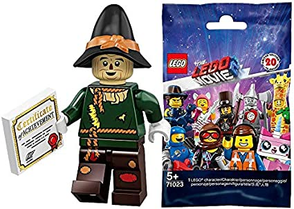 LEGO Movie 2 Minifig Series 71023 Wizard Of Oz # 18 Scarecrow SEALED NEW