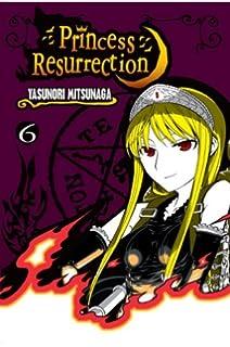 Princess Resurrection 1 Yasunori Mitsunaga 9780345496645