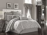 Babylon King 9-Piece Bedding Ensemble by J Queen