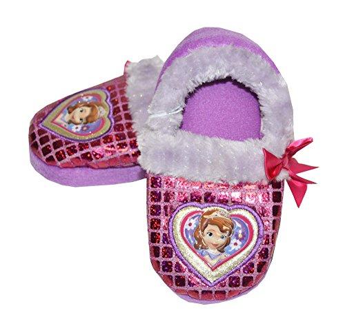 Disney Sofia First Girls Slippers