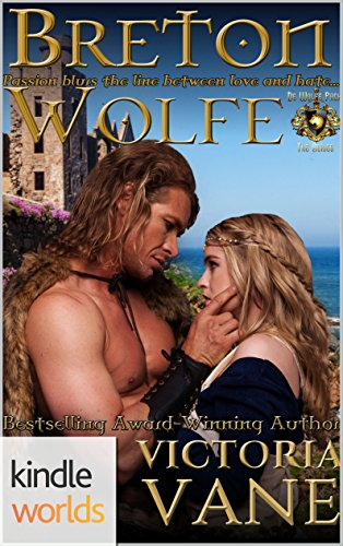 Vane Pack (World of de Wolfe Pack: Breton Wolfe (Kindle Worlds Novella) (The Wolves of Brittany Book 1))