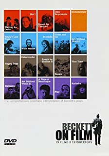 Beckett on Film Set