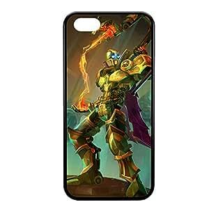 Viktor-002 League of Legends LoL case cover for iPhone 5C - Rubber Black