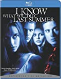 I Know What You Did Last Summer [Blu-ray] (Bilingual)