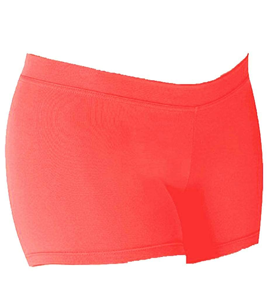 Body Wrappers Adult Boy Cut Short Coral