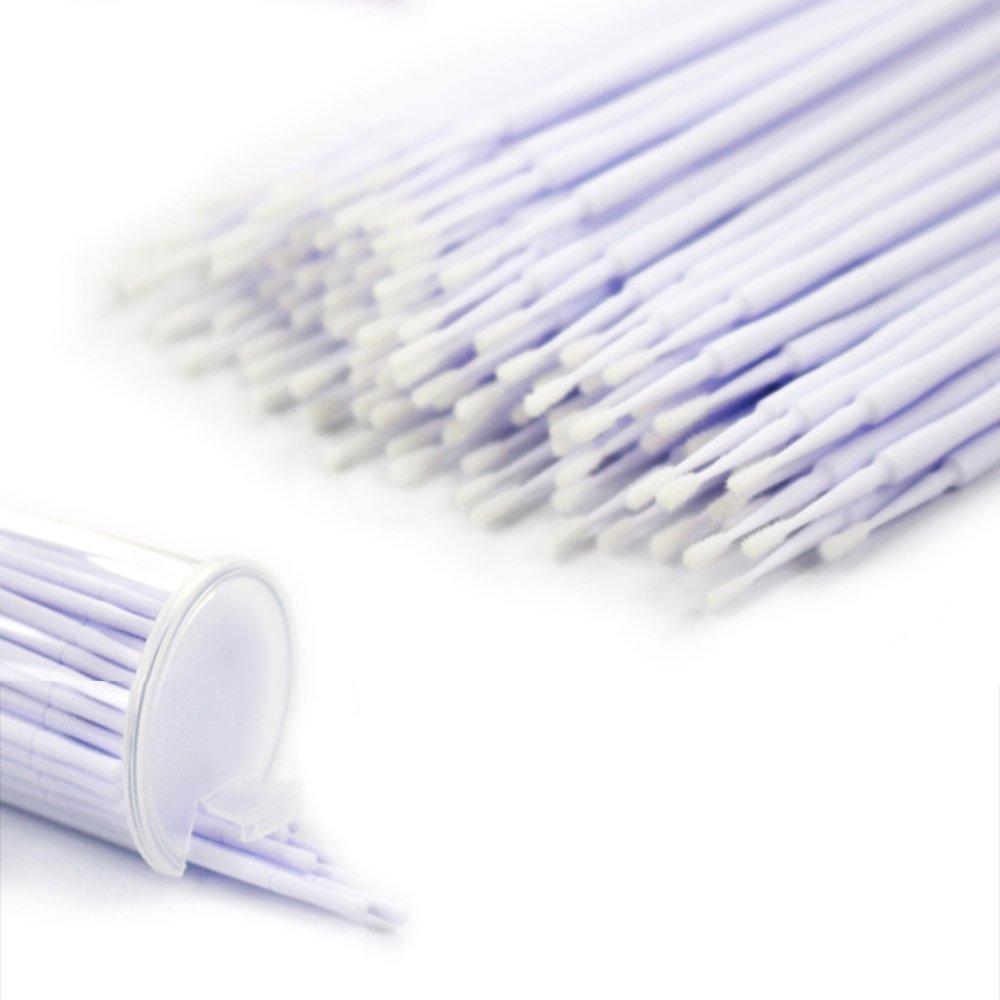 Hilai Pegamento de eliminación de pegamento de pestañas de injerto Pegamento de removedor de maquillaje de extensión de pestañas profesional profesional (Color aleatorio) 1PC