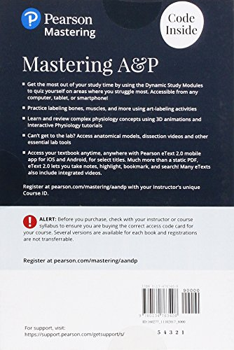Mastering Ap With Pearson Etext Standalone Access Card For