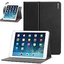 iPad Air 2 Case - Poetic iPad Air 2 Case [DuraBook Series] - Slim 360 Degree Rotary Standing Case for Apple iPad Air 2