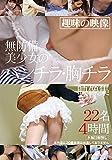 無防備美少女のパンチラ・胸チラ映像集 4時間 [DVD]