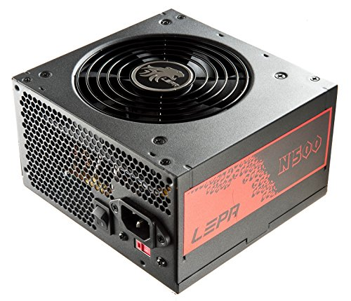 LEPA N Series 500W ATX12V Power Supply, - Spy Sa Shop