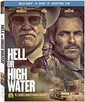 Hell or High Water on Blu-ray + DVD + Digital Copy