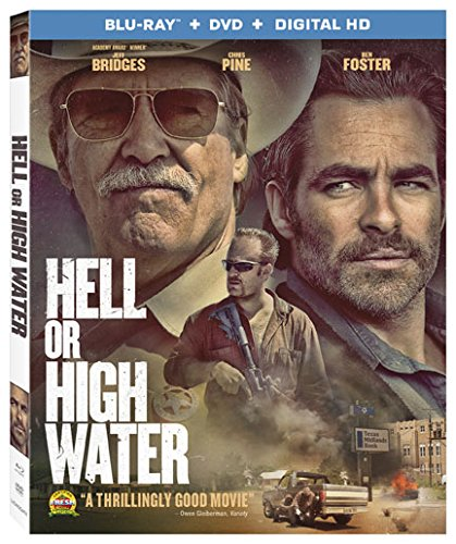 Blu-ray : Hell or High Water (2 Pack, 2 Disc)
