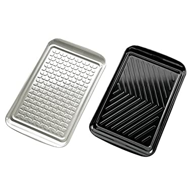 Tovolo Prep and Serve BBQ Trays - Set of 2