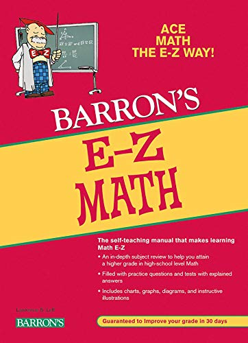 E-Z Math (Barron's Easy Series)