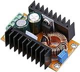 Yeeco DC DC Boost Voltage Converter, DC 10-32V to 60-90V Adjustable Step Up Power Converter Supply Module, Battery Charging Voltage Regulator 12V to 60V 64V 72V 84V