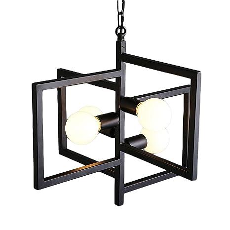 Modern industriales creativo - Lámpara de techo, motent ...
