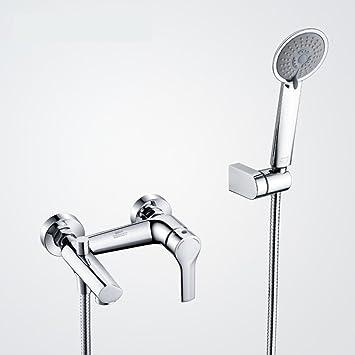 Intelligente Wassersparende Griff Duschekupfer Badewanne Wasserhahn