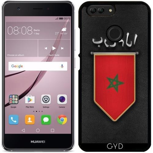 Funda para Huawei Nova 2 - Bandera Banderín Marruecos by Carsten Reisinger