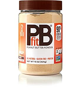 BetterBody Foods PB Fit Powder, Peanut Butter, 30 Ounce
