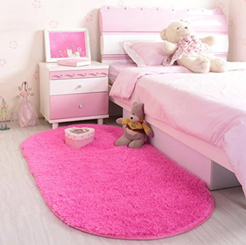 hot pink bedroom decor - 9
