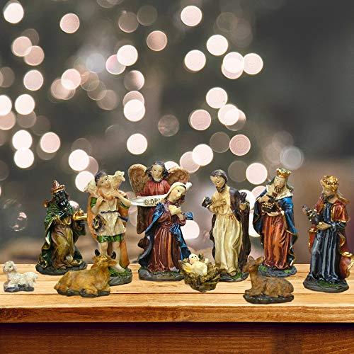 Buy native american nativity set