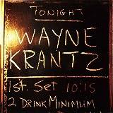 2 DRINK MINIMUM(remaster)(ltd.) by WAYNE KRANTZ (2014-10-15)