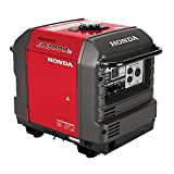 honda 3000is - Honda Super Quiet Gasoline Portable Generator with Inverter (EU3000IS1A 3000Watt Electric Start Inverter)