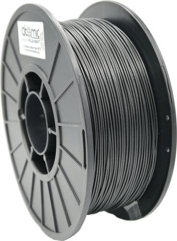 1.75mm Carbon Fiber Atomic Filament PETG 1kg Spool (Carbon Fiber Spool)