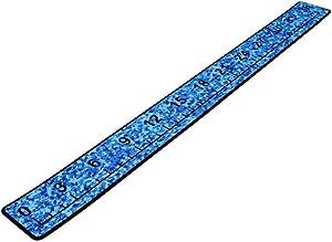 "Castaway Customs | SeaDek Foam Fish Ruler | 3M Adhesive Backing | Perfect Accessory for Fishing Boats, Coolers & Kayaks | 36"" Fishing Measurement Tool |"