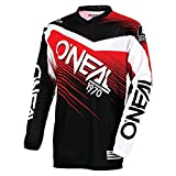 O'Neal 0006-304 Youth Element Racewear Jersey (Black/Red, Large)