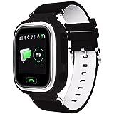 Q90 kids Smartwatch GPS/GSM/GPRS Triple Positioning GPRS Tracker Watch for Kids Children