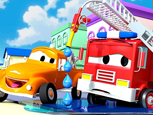 - Frank the Fire Truck and Tom the Tow Truck