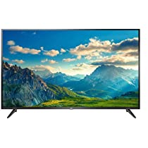 TCL 107.88 cm  43 inches  4K LED UHD Smart TV 43P65US  Black  Televisions