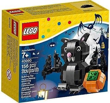 Amazon.com: Lego Halloween set Bat & Pumpkin 40090: Toys & Games