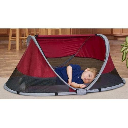 Review KidCo Peapod, Cranberry