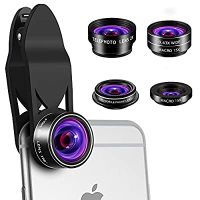 Cell Phone Lens for iPhone