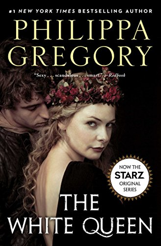 The White Queen written by Philippa Gregory