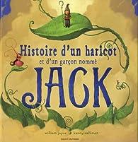 Histoire d'un haricot et d'un garçon nommé Jack par William Joyce