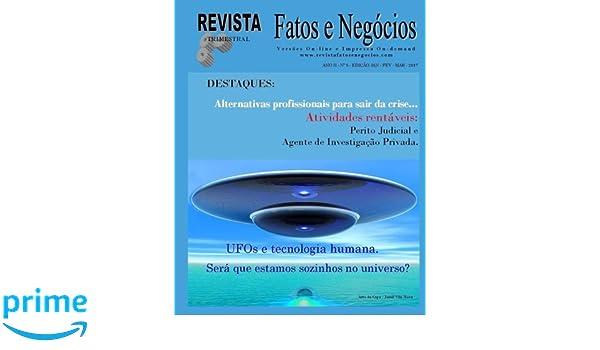 Revista Fatos e Negócios: Edição Jan-Fev-Fev 2017 (Volume 5) (Portuguese Edition)
