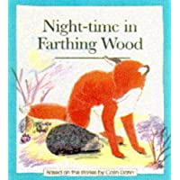 Night-time in Farthing Wood (Animals of Farthing Wood Board Books)