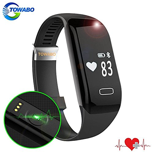 Towabo Fitness Tracker Wristband