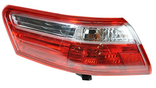 (Taillight Taillamp Rear Brake Light Driver Side Left LH for 07-09 Camry)