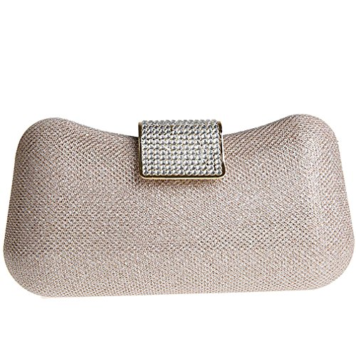 Black Women's champagne Belsen Clutch Black Women's Clutch black champagne Belsen black qEq8Ufw