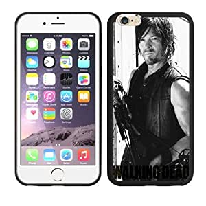 Hot New Season TV Series The Walking Dead Custom Best Duarable Phone Case for iPhone 6 Plus 5.5""