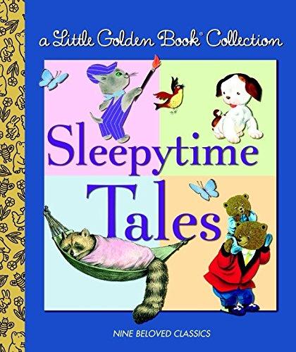 SLEEPYTIME TALES: LG (Animal Golden Tales Book)