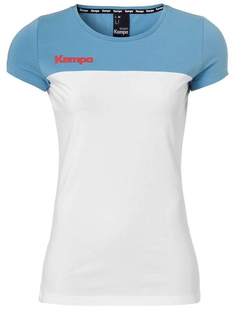 Kempa Damen Ebbe und Flut T-Shirt Women Bekleidung Freizeit 200238802