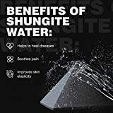 Shungite Pyramid EMF Protection Black Polished