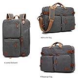 DTBG Convertible Backpack 17.3 Inch Multipurpose